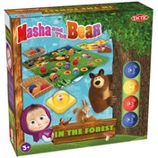 Masha and the Bear in the Forest Board Game