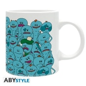 Rick And Morty - Meeseeks Mug