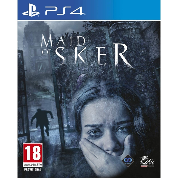 Maid of Sker PS4 Game