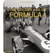 Golden Age of Formula 1 (small format) by teNeues Publishing UK Ltd (Hardback, 2017)