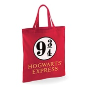 Harry Potter - Platform 9 And 3 Quarters Bag - Red