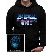 Ready Player One - High Five Men's Medium Hoodie - Black