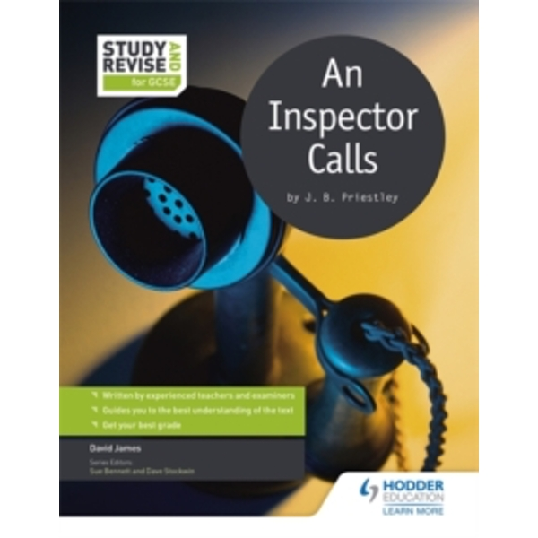 Study and Revise for GCSE: An Inspector Calls by James David (Paperback, 2016)