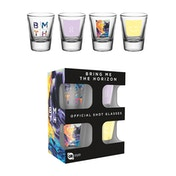 Bring Me The Horizon  Mix Shot Glasses