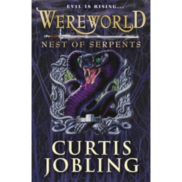 Wereworld: Nest of Serpents (Book 4) by Curtis Jobling (Paperback, 2012)