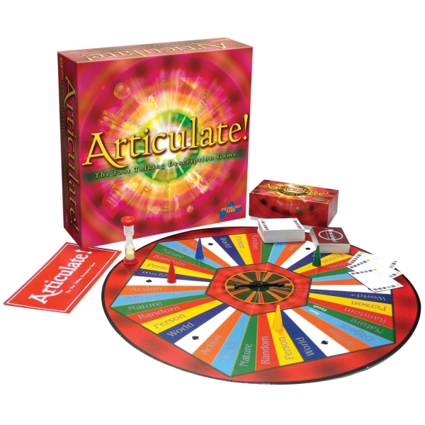 Articulate The Fast Talking Description Board Game - Image 1