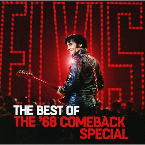 Elvis Presley - The Best Of The '68 Comeback Special CD