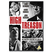 High Treason DVD