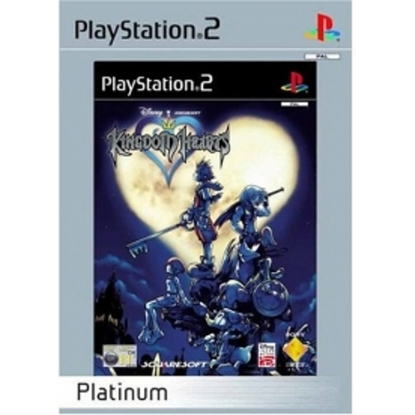 Kingdom Hearts (Platinum) Game PS2