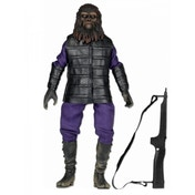 Neca Planet of the Apes Clothed 8 Inch Action Figure Gorilla Soldier