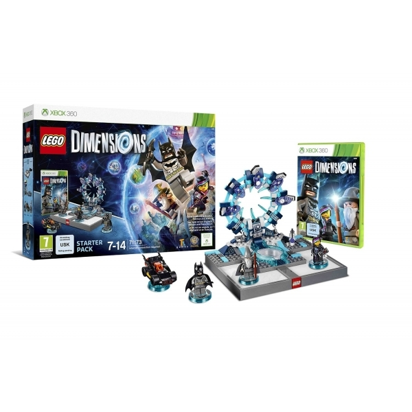 Lego Dimensions Xbox 360 Starter Pack  - Image 8