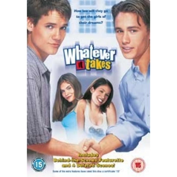 Whatever It Takes DVD