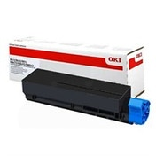 OKI 45807102 Toner black, 3K pages
