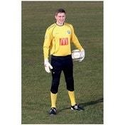 Precision Schmeichel Goalkeeping Shirt 34-36 inch Yellow