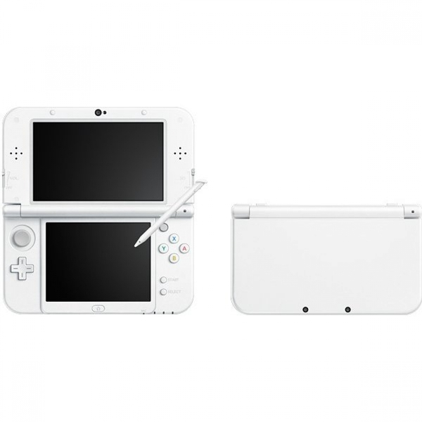 New 3DS XL Pearl White Console - Image 2
