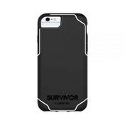 Griffin Survivor Journey Case for Apple iPhone 7/6s/6 (Black/White)