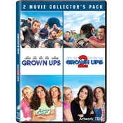 Grown Ups 1 & 2 DVD