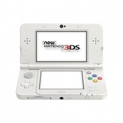 New Nintendo 3DS Handheld Console White