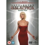 Battlestar Galactica: Season 4 (Part One) DVD