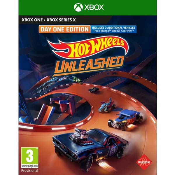 Hot Wheels Unleashed Day One Edition Xbox One | Series X Game