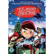 Elf That Rescued Christmas DVD