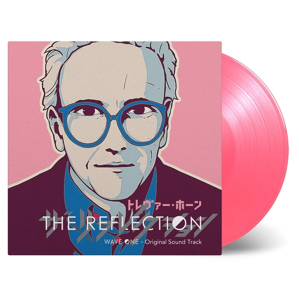 Trevor Horn - Reflection Pink  Vinyl
