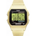 Timex T78677 Mens Style Watch Gold