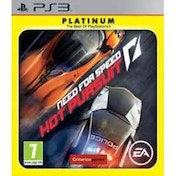 Need For Speed NFS Hot Pursuit Game (Platinum) PS3