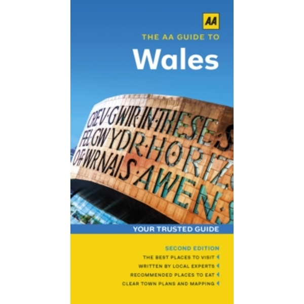 Wales by AA Publishing (Paperback, 2016)