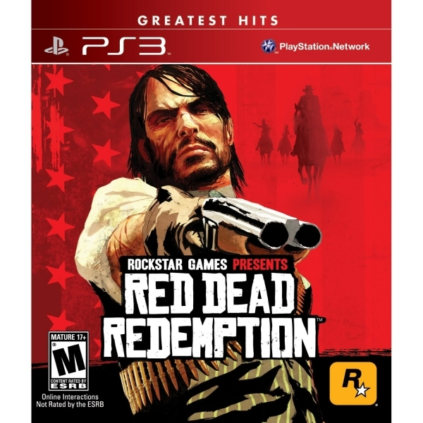 Red Dead Redemption Game (Greatest Hits) PS3