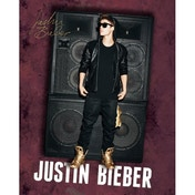 Justin Bieber Speakers Mini Poster