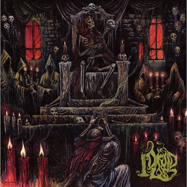 Druid Lord - Grotesque Offerings Vinyl