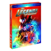 DC Legends of Tomorrow Season 2 DVD