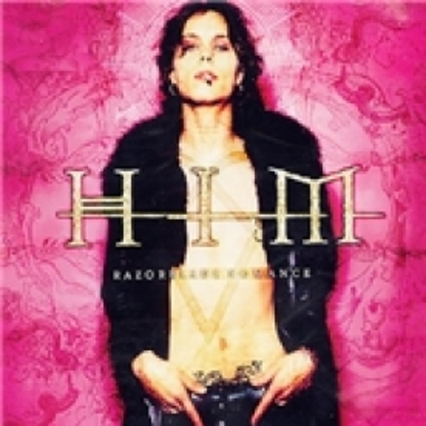 HIM Razorblade Romance CD