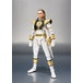 White Ranger (Power Rangers) Bandai Tamashii Nations SH Figuarts Figure - Image 3