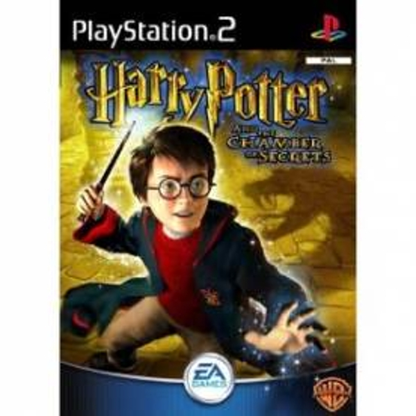 Harry Potter and the Chamber of Secrets Game PS2