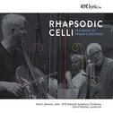 Frank Corcoran - Rhapsodic Celli The music of Frank Corcoran CD