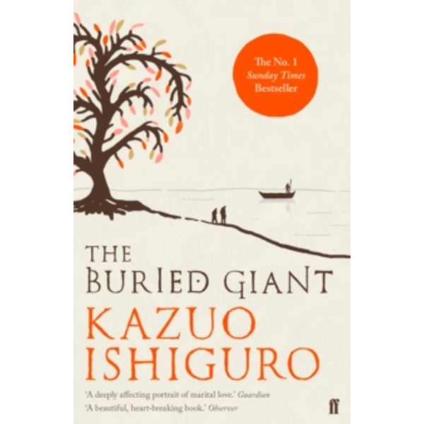The Buried Giant (Paperback, 2016)