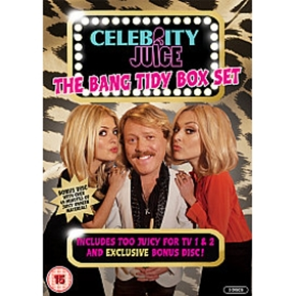 Celebrity Juice Episode 1 - itv.com