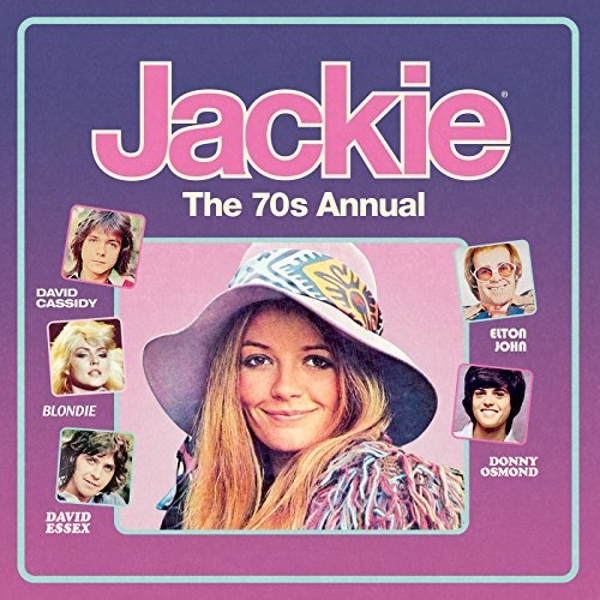 Jackie - The 70's Annual CD