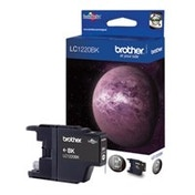 Brother LC-1220BK Ink cartridge black, 300 pages