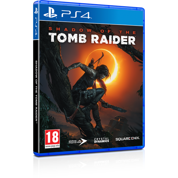 Shadow Of The Tomb Raider PS4 Game + I Love Tombs Patch - Image 6