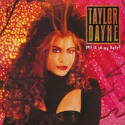 Taylor Dayne - Tell It To My Heart CD