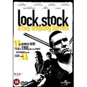 Lock, Stock And Two Smoking Barrels DVD