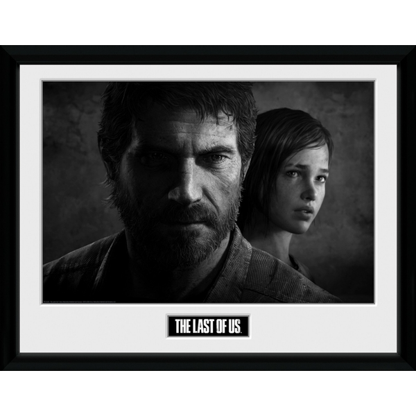 """The Last Of Us Collector Print (12"""" x 16"""")"""