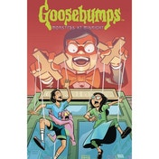Goosebumps: Monsters At Midnight Hardcover