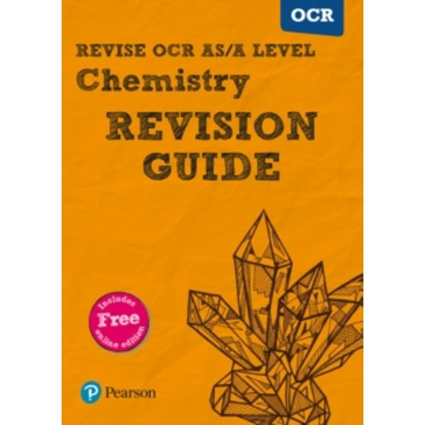 REVISE OCR AS/A Level Chemistry Revision Guide (with online edition): for the 2015 qualifications by Mark Grinsell, David Brentnall (Mixed media product, 2016)