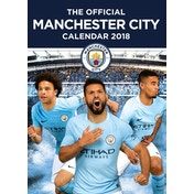 Manchester City Official 2019 Calendar - A3 Wall Calendar