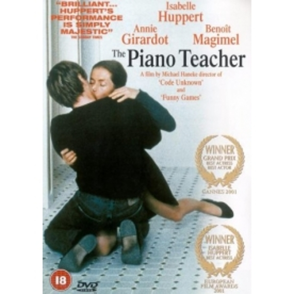 The Piano Teacher [2001] DVD