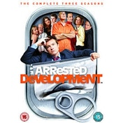 Arrested Development Series 1-3 Complete DVD